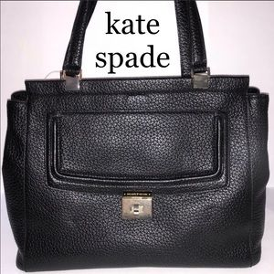 Kate Spade Everett Way Thatcher Leather Bag